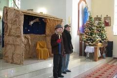Jasełka 2012- występ uczestników WTZ Różanka 152